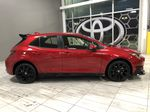 Supersonic Red 2021 Toyota Corolla Hatchback Special Edition CVT Right Rear Corner Photo in Edmonton AB