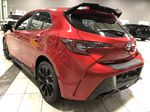 Supersonic Red 2021 Toyota Corolla Hatchback Special Edition CVT Left Rear Corner Photo in Edmonton AB