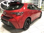 Supersonic Red 2021 Toyota Corolla Hatchback Special Edition CVT Rear of Vehicle Photo in Edmonton AB