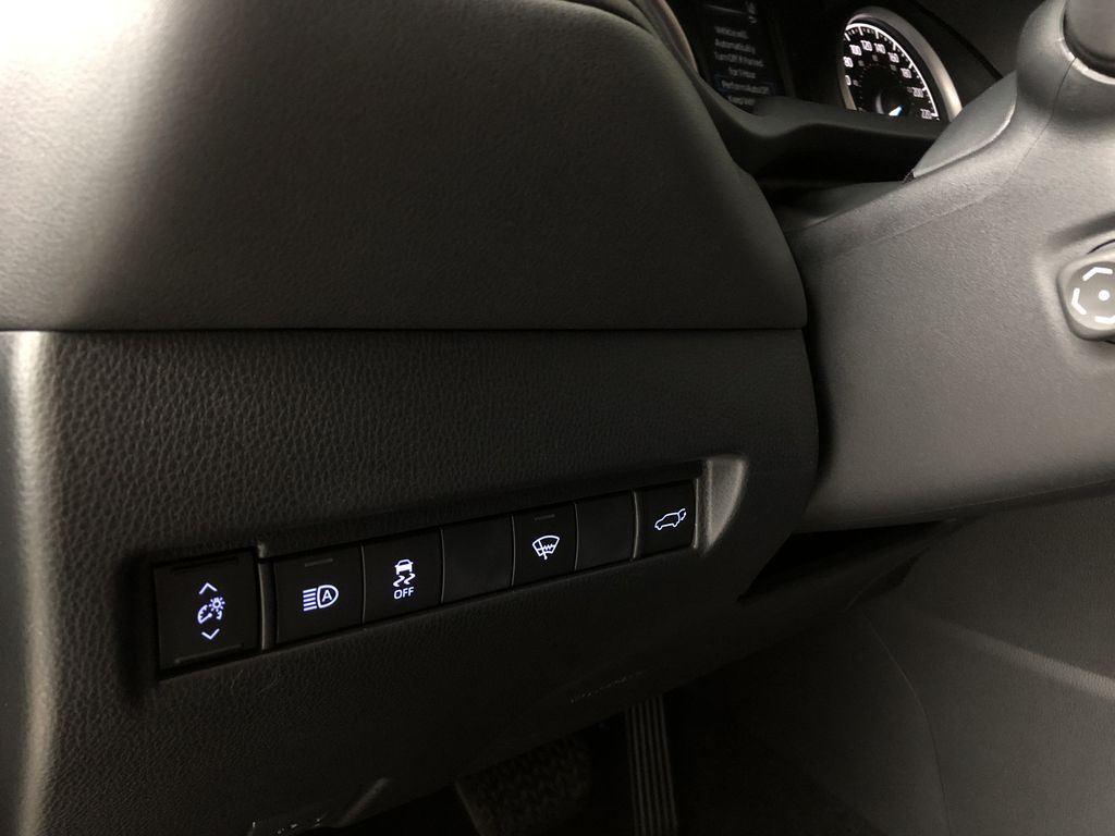 Black 2021 Toyota Venza Hybrid LE Right Side Front Seat  Photo in Edmonton AB