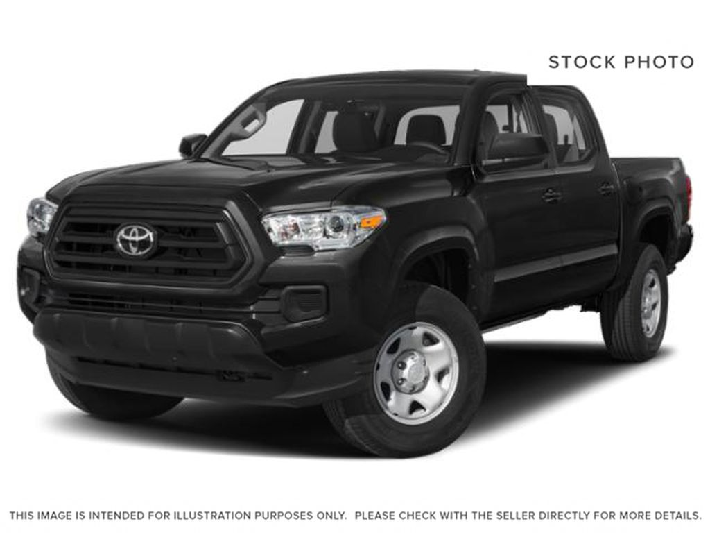 Black[Midnight Black Metallic] 2021 Toyota Tacoma
