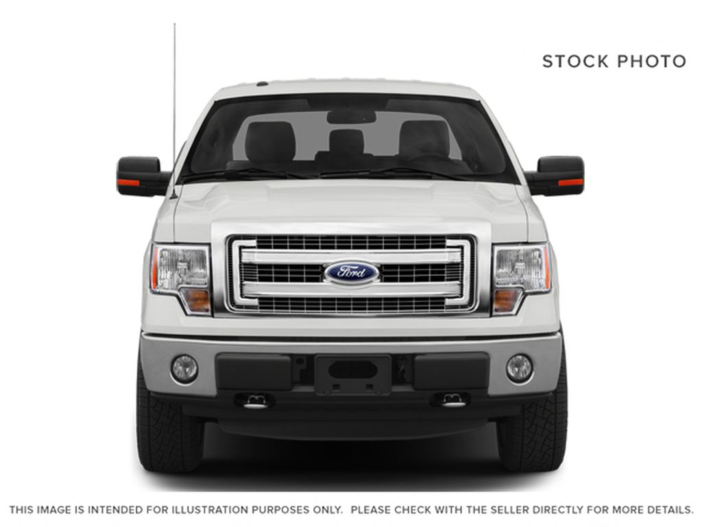 Red[Race Red] 2014 Ford F-150 Front Vehicle Photo in Fort Macleod AB