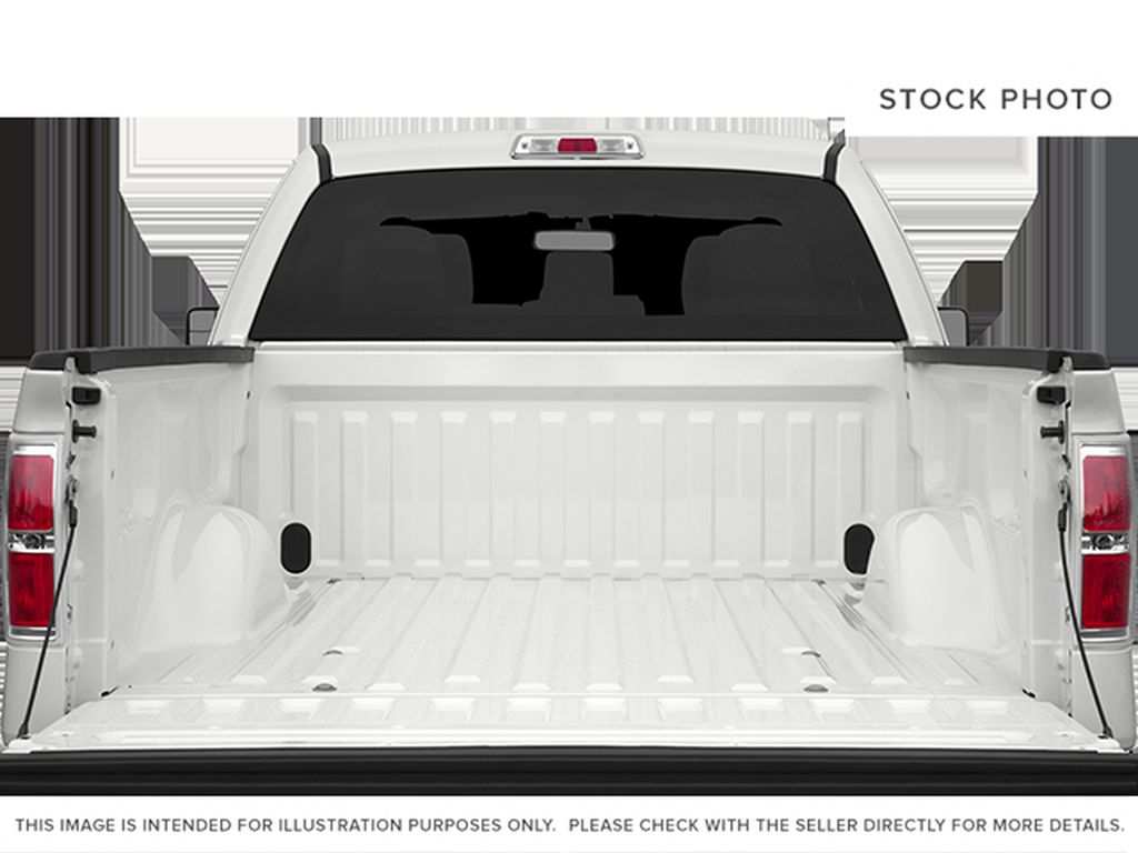 Red[Race Red] 2014 Ford F-150 Trunk / Cargo Area Photo in Fort Macleod AB