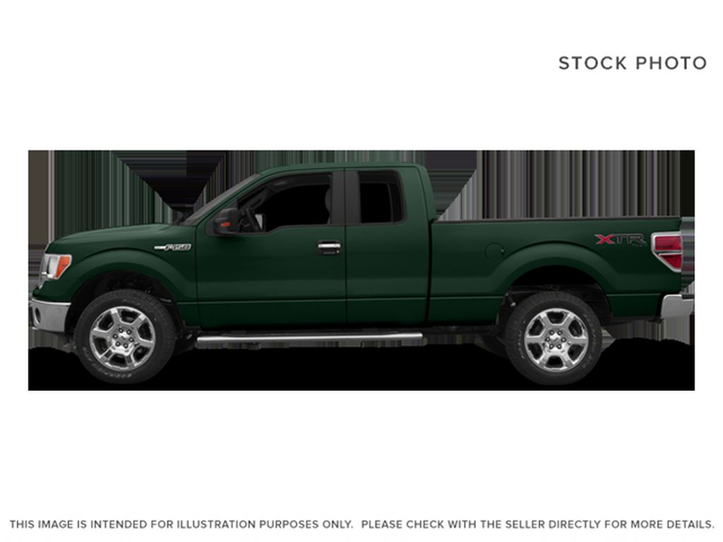Red[Race Red] 2014 Ford F-150 Left Side Photo in Fort Macleod AB