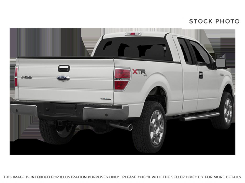 Red[Race Red] 2014 Ford F-150 Right Rear Corner Photo in Fort Macleod AB