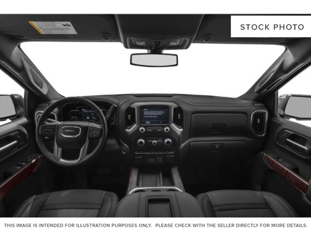 SATIN STEEL MET 2021 GMC Sierra 1500 Front Seats and Dash Photo in Portage La Prairie MB