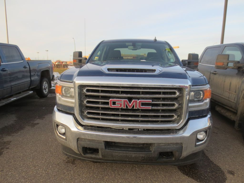 Blue 2019 GMC Sierra 3500HD Left Front Rim and Tire Photo in Lethbridge AB