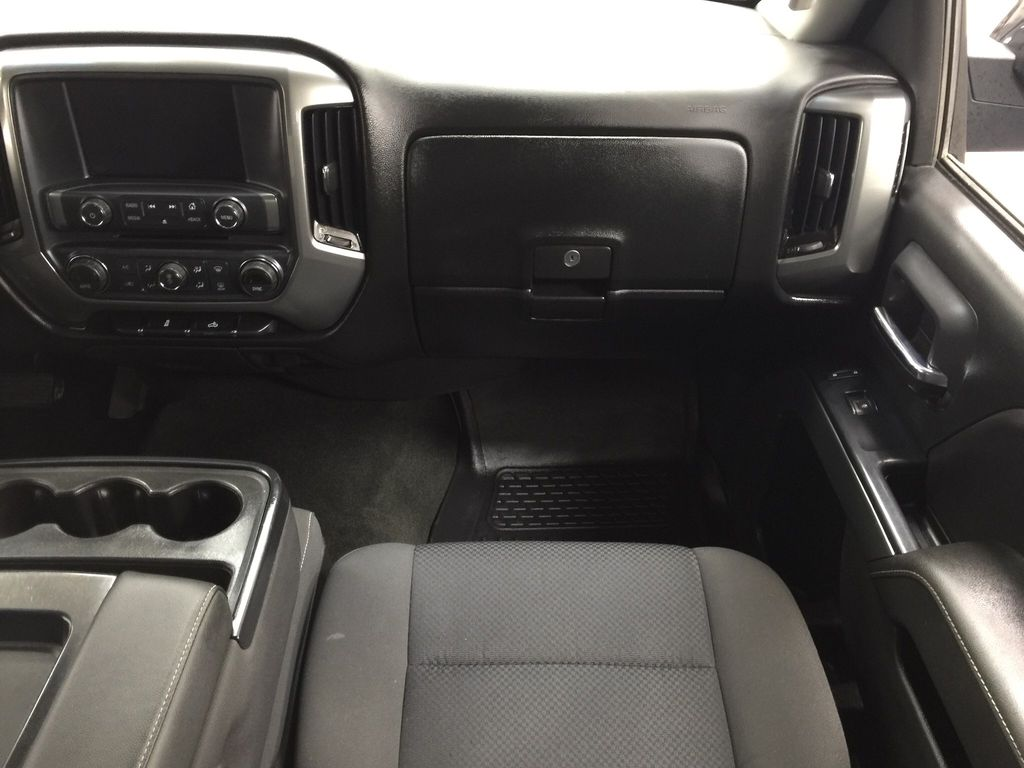 Blue[Deep Ocean Blue Metallic] 2018 Chevrolet Silverado 1500 Right Front Seat Photo in Sherwood Park AB