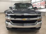 Blue[Deep Ocean Blue Metallic] 2018 Chevrolet Silverado 1500 Front Vehicle Photo in Sherwood Park AB