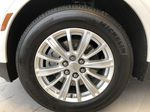 White[Crystal White Tricoat] 2019 Cadillac XT5 Left Front Rim and Tire Photo in Edmonton AB