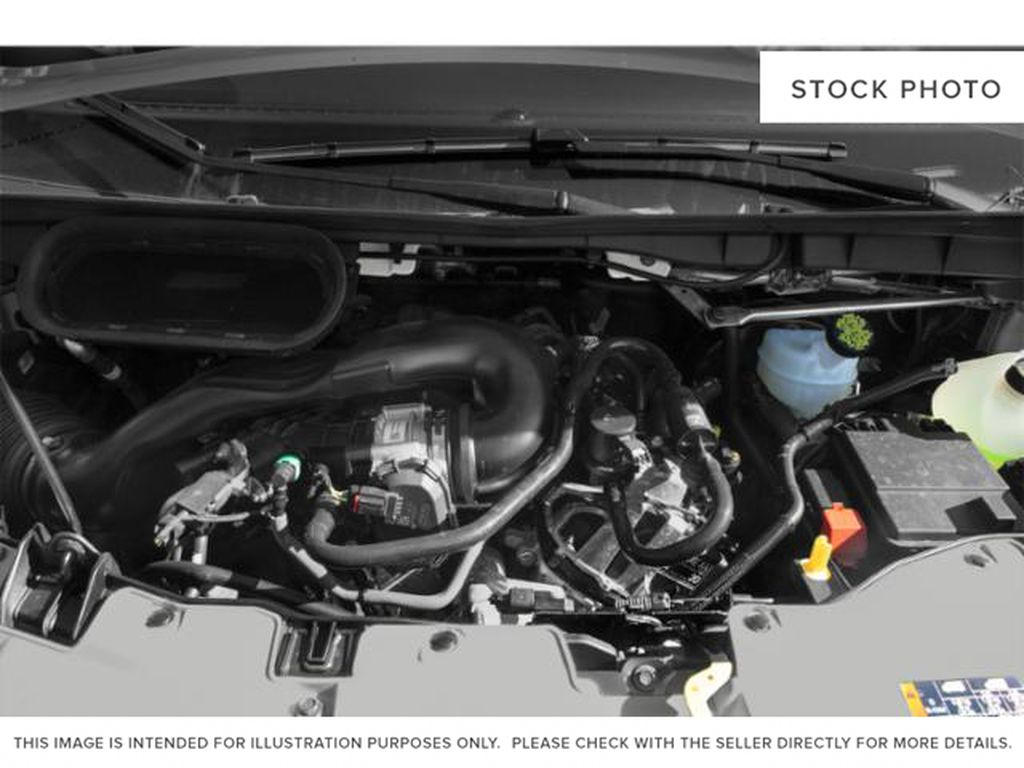 White[Oxford White] 2020 Ford Transit Cargo Van Engine Compartment Photo in Dartmouth NS