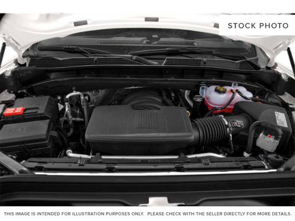 White[Summit White] 2021 GMC Sierra 1500 Engine Compartment Photo in Edmonton AB