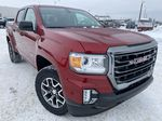 Red[Cayenne Red Tintcoat] 2021 GMC Canyon Right Front Corner Photo in Edmonton AB
