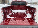 Red[Cayenne Red Tintcoat] 2021 GMC Canyon Trunk / Cargo Area Photo in Edmonton AB