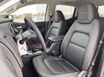 Red[Cayenne Red Tintcoat] 2021 GMC Canyon Left Front Interior Photo in Edmonton AB