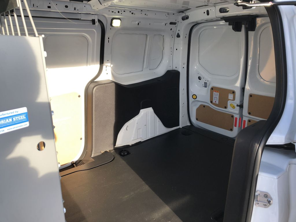 White[Frozen White] 2015 Ford Transit Connect Left Side Rear Seat  Photo in Edmonton AB