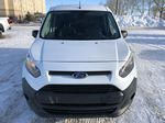 White[Frozen White] 2015 Ford Transit Connect Front Vehicle Photo in Edmonton AB