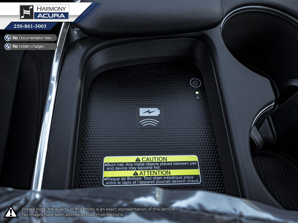 GREY NH-797M 2021 Acura TLX Central Dash Options Photo in Kelowna BC