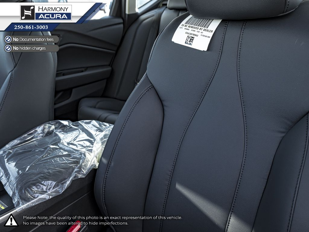 GREY NH-797M 2021 Acura TLX Third Row Seat or Additional  Photo in Kelowna BC