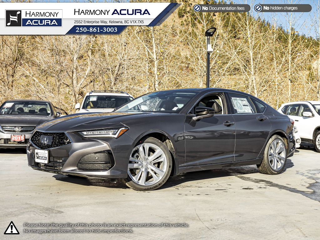 GREY NH-797M 2021 Acura TLX