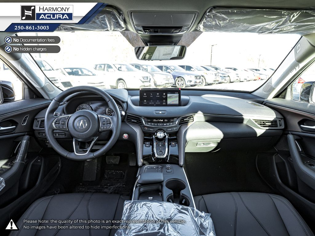 GREY NH-797M 2021 Acura TLX Right Side Front Seat  Photo in Kelowna BC