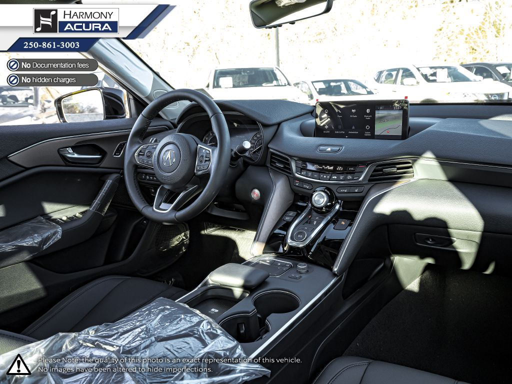 GREY NH-797M 2021 Acura TLX Front Vehicle Photo in Kelowna BC