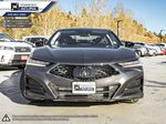 GREY NH-797M 2021 Acura TLX Left Front Interior Photo in Kelowna BC