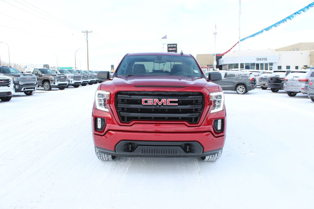 2021 GMC Sierra 1500 Left Front Corner Photo in Medicine Hat AB