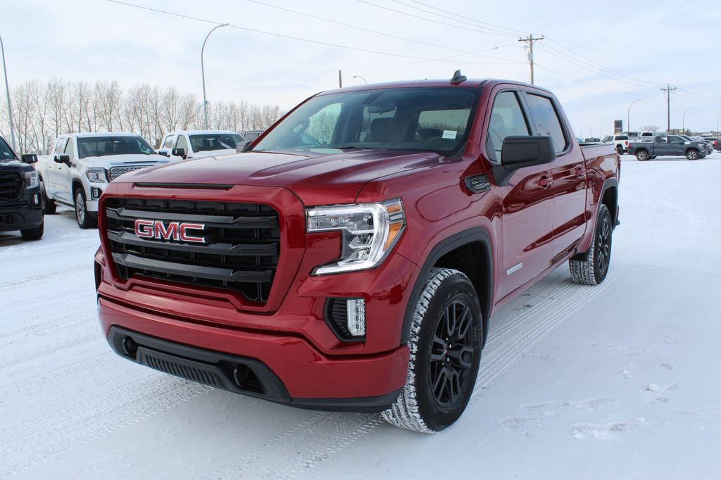 2021 GMC Sierra 1500 Left Front Rim and Tire Photo in Medicine Hat AB
