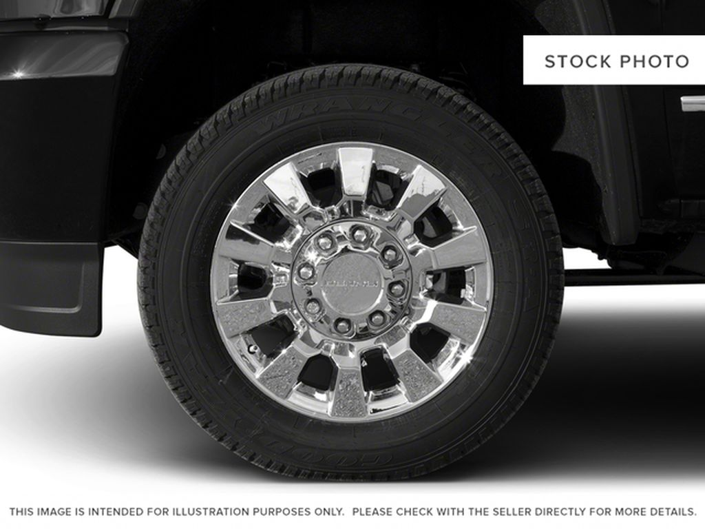 2018 GMC Sierra 2500HD Left Front Rim and Tire Photo in Brooks AB