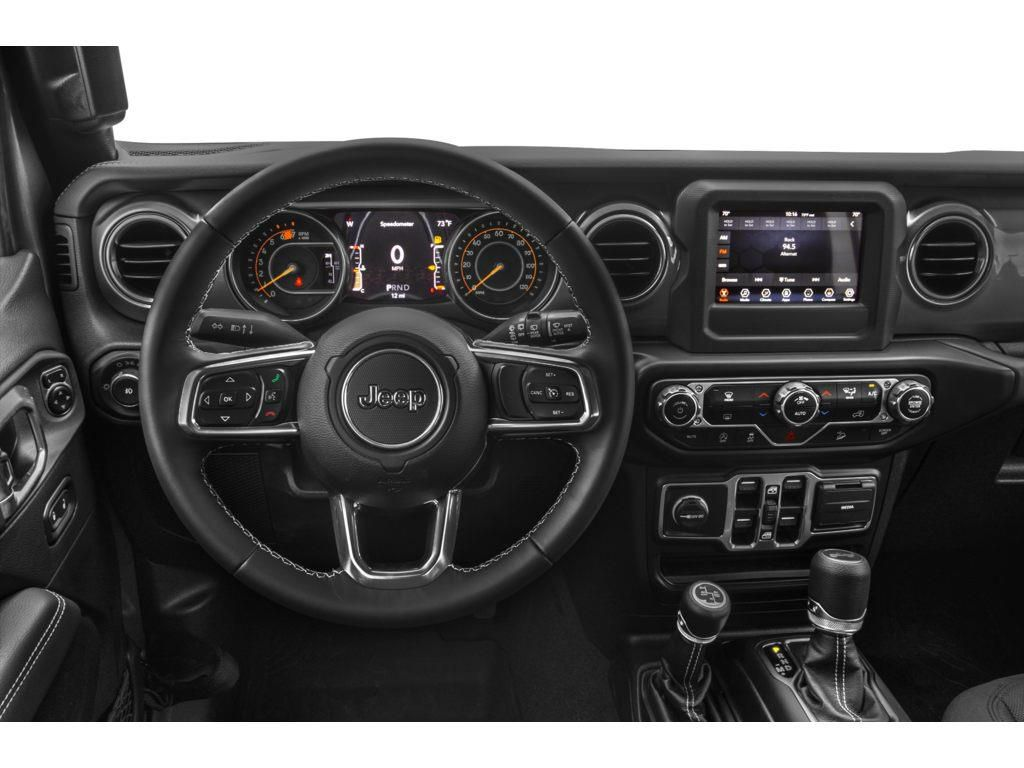 Black 2018 Jeep Wrangler Unlimited Left Front Interior Door Panel Photo in Westlock AB
