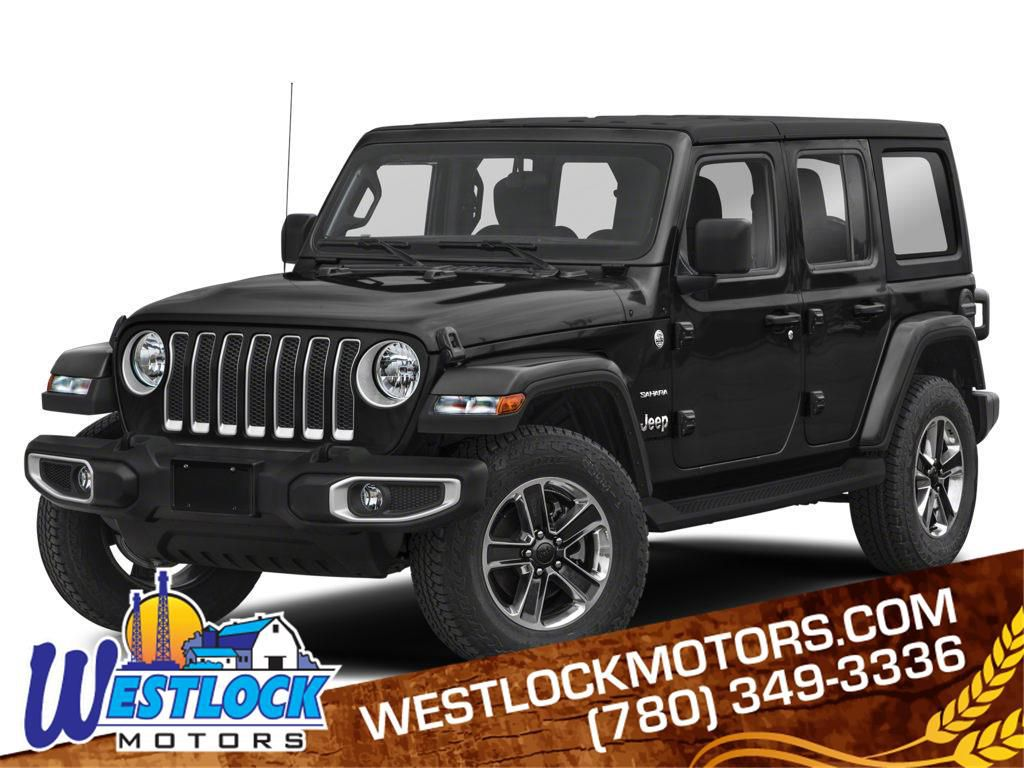 Black 2018 Jeep Wrangler Unlimited