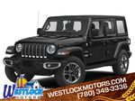Black 2018 Jeep Wrangler Unlimited Primary Listing Photo in Westlock AB