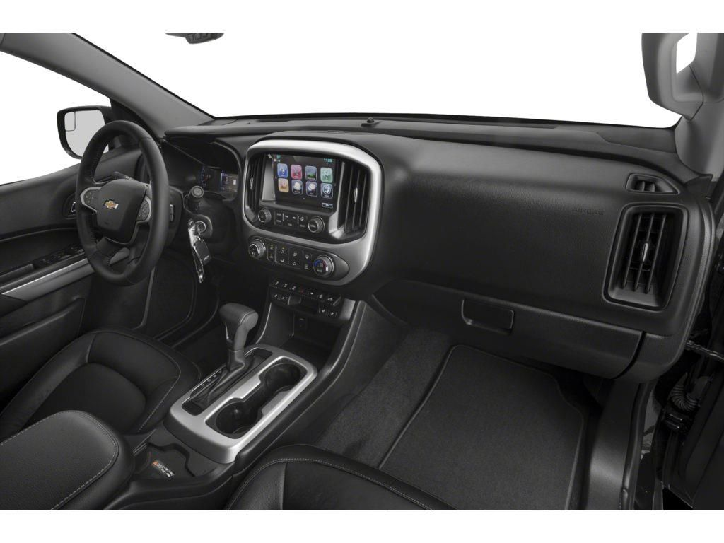 Blue 2019 Chevrolet Colorado Front Vehicle Photo in Westlock AB