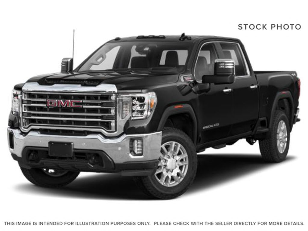 Onyx Black 2021 GMC Sierra 2500HD