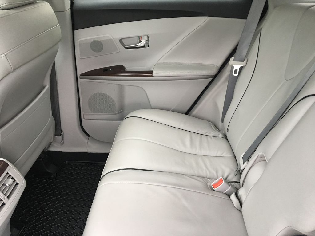 Charcoal 2012 Toyota Venza AWD Right Rear Interior Door Panel Photo in Kelowna BC