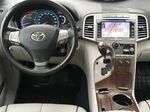 Charcoal 2012 Toyota Venza AWD Steering Wheel and Dash Photo in Kelowna BC
