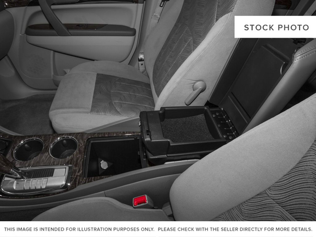 Silver 2017 Buick Enclave Center Console Photo in Medicine Hat AB