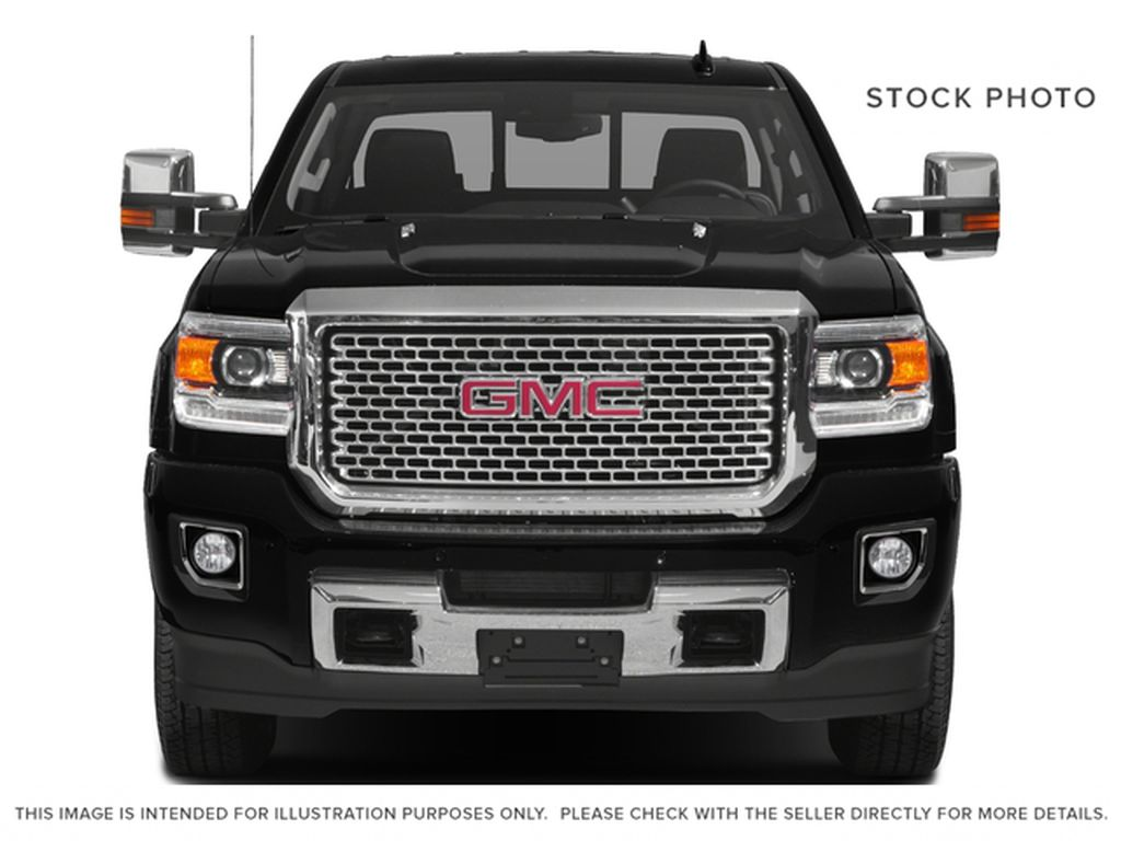 2017 GMC Sierra 3500HD Front Vehicle Photo in Fort Macleod AB