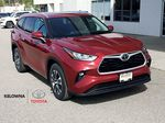 Red[Ruby Flare Pearl] 2020 Toyota Highlander XLE Primary Listing Photo in Kelowna BC