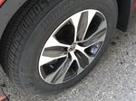 Red[Ruby Flare Pearl] 2020 Toyota Highlander XLE Left Front Rim and Tire Photo in Kelowna BC