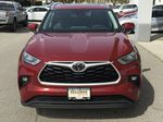 Red[Ruby Flare Pearl] 2020 Toyota Highlander XLE Front Vehicle Photo in Kelowna BC