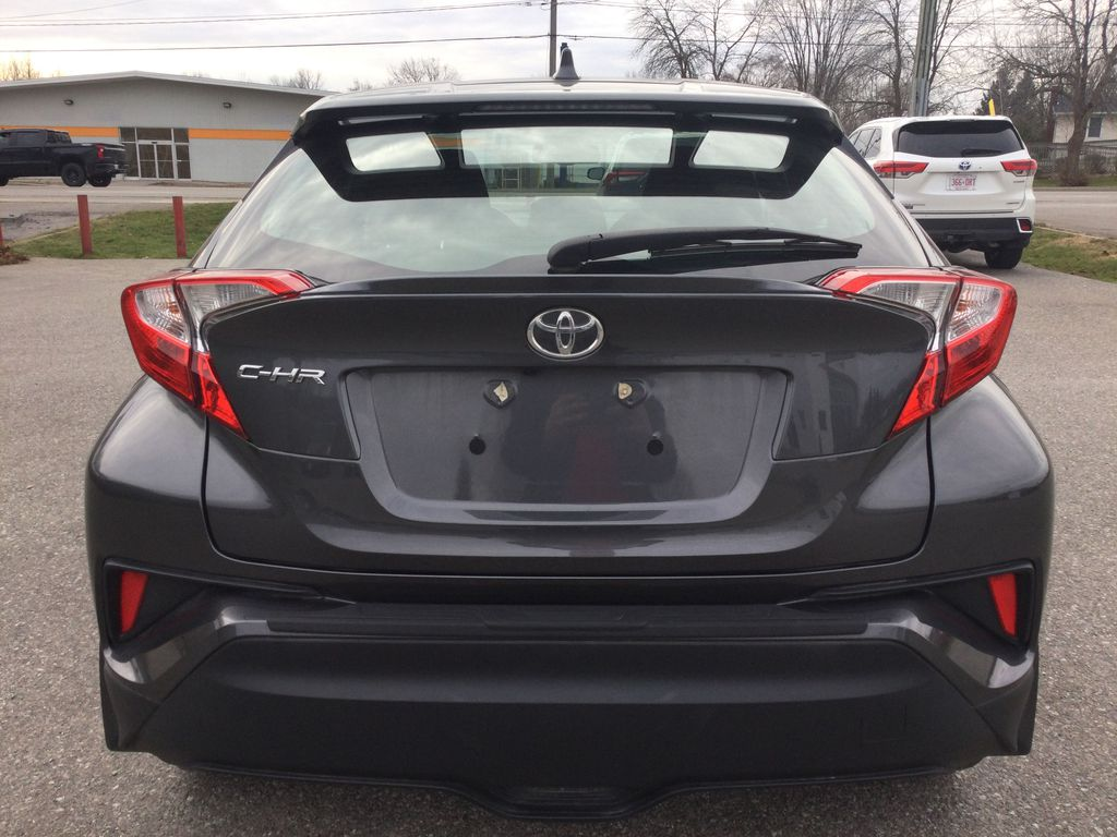 Gray[Magnetic Grey Metallic] 2019 Toyota C-HR Rear of Vehicle Photo in Brockville ON