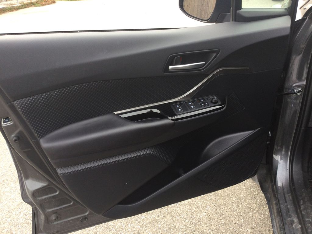 Gray[Magnetic Grey Metallic] 2019 Toyota C-HR Left Front Interior Door Panel Photo in Brockville ON
