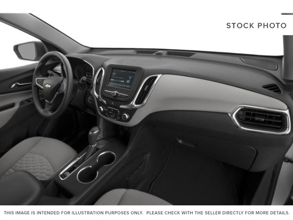 2018 Chevrolet Equinox Right Side Front Seat  Photo in Portage La Prairie MB