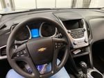 Silver[Silver Ice Metallic] 2017 Chevrolet Equinox Steering Wheel and Dash Photo in Dartmouth NS