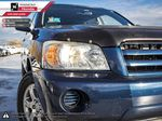 Blue - Bluestone Metallic 2005 Toyota Highlander Right Rear Corner Photo in Kelowna BC