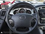 Blue - Bluestone Metallic 2005 Toyota Highlander Right Side Front Seat  Photo in Kelowna BC
