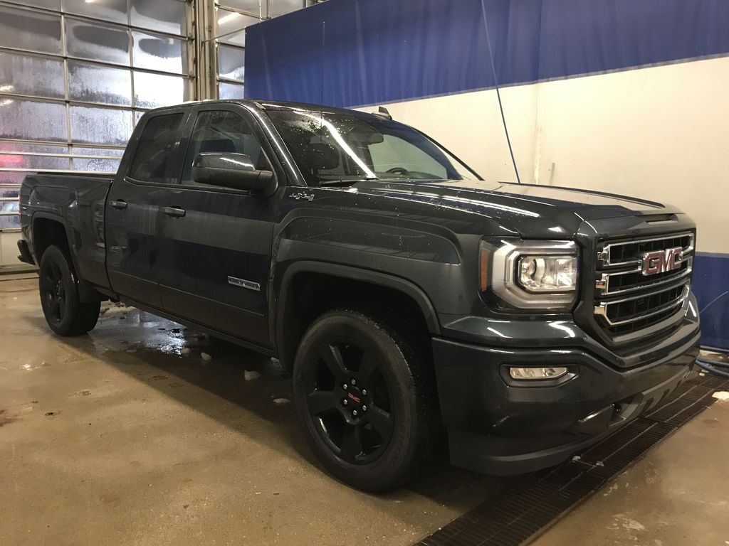 GREY 2017 GMC Sierra 1500 Elevation - Bluetooth, Backup Cam, Remote Start Engine Compartment Photo in Edmonton AB