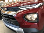 Red[Scarlet Red Metallic] 2021 Chevrolet Trailblazer Left Front Head Light / Bumper and Grill in Edmonton AB